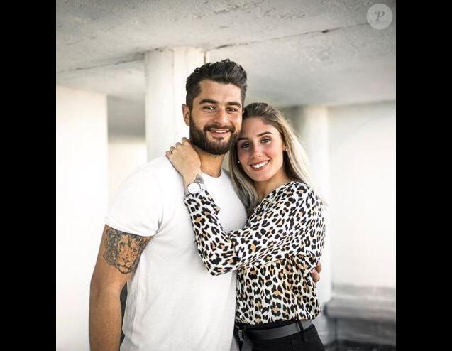 Jesta et Benoît complices sur Instagram - 21 novembre 2018