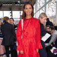 Liya Kebede - Défilé de mode Valentino collection prêt-à-porter Automne-Hiver 2019/2020 lors de la fashion week à Paris, le 3 mars 2019.