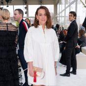 Fashion Week : Pauline Ducruet angélique avec Naomi Campbell et Kaia Gerber