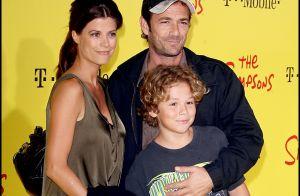 Luke Perry - Son fils a