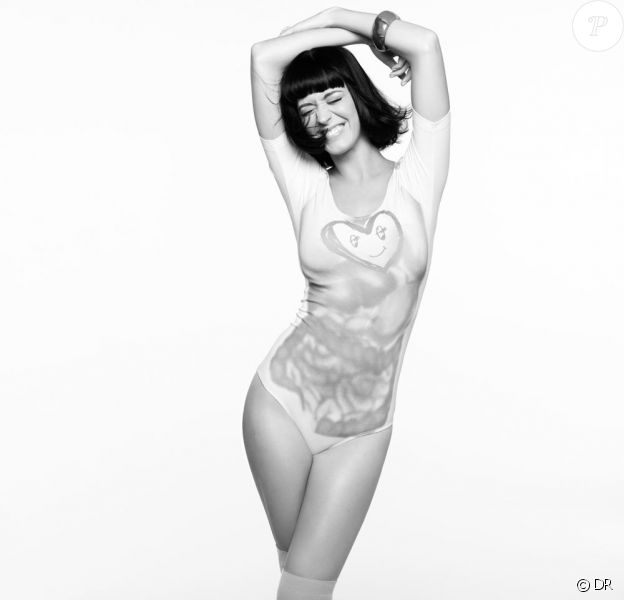 Katy Perry pour H&M