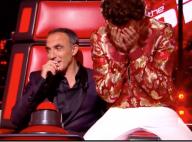 """The Voice 8 : Nikos commet un lapsus sexuel... et Mika a la """"chèvre de poule"""""""