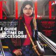 """Diane Gontier Cahuzac dans """"Elle"""", le 8 mars 2019 en kiosque."""