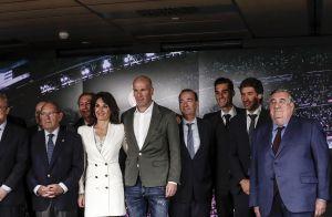 Zinédine Zidane de retour au Real Madrid : comblé devant son épouse Véronique
