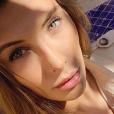 Camille Cerf en vacances à Marrakech, Instagram, 1er janvier 2019