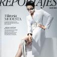 Viktoria Modesta pour le Marie-Claire mexique - août 2017.