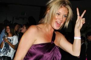 Rachel Hunter, une future mariée... très amoureuse !