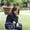 """Isabelle Huppert, à l'occasion de l'avant-première de """"L'amour caché"""", à l'ambassade français de Rome, le 4 juin 2009 !"""