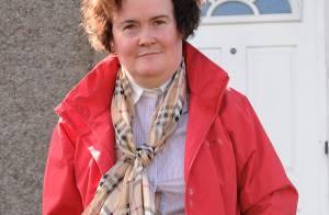 Susan Boyle est sortie de l'hôpital... mais c'est pas encore la grande forme !
