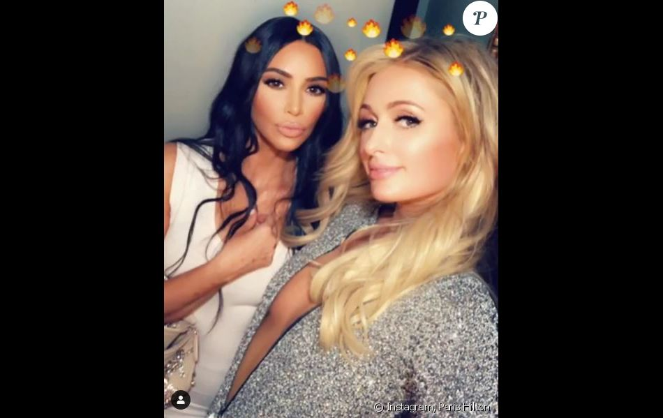 Paris Hilton fête ses 38 ans au Club Paris à Los Angeles. Le 17 mars 2019.