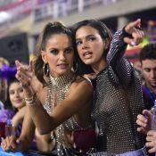 Izabel Goulart : Torride en bikini avec l'ex de Neymar