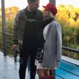 Kevin Guedj et Carla Moreau - Instagram, 20 mars 2019