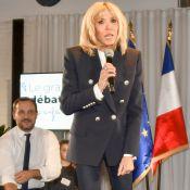 Brigitte Macron contre la violence : Déclarations fortes lors d'un grand débat