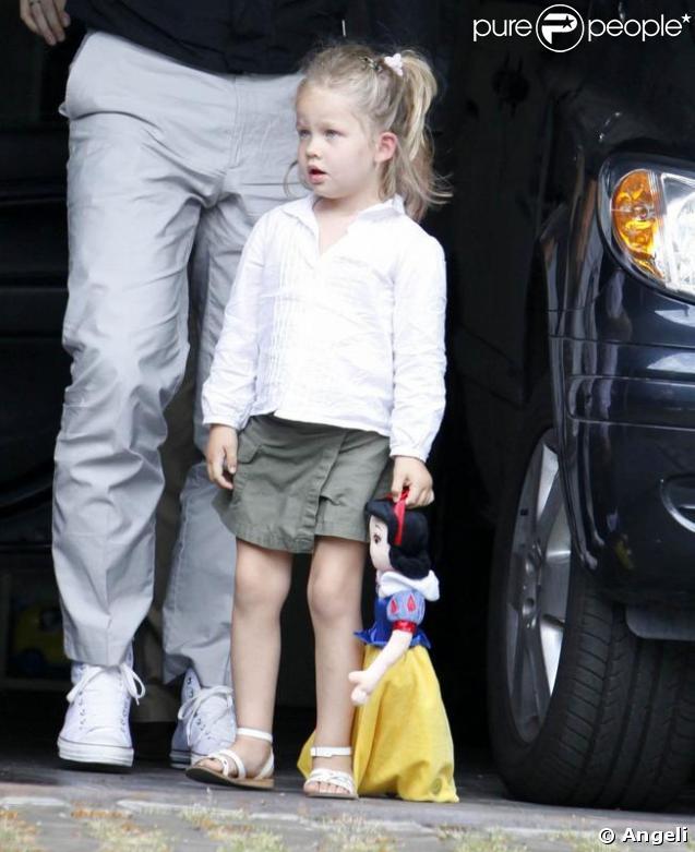 La famille royale d'Espagne à Barcelone pour l'anniversaire de la petite Irene, le 5 juin 2009