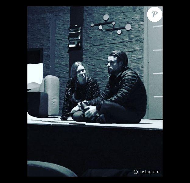 Magalie Madison et Anthony Dupray réunis sur scène à partir de mai 2019 à Paris.