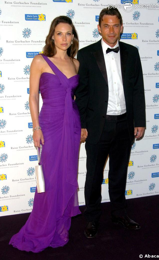 Dougray Scott couple