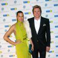 Yasmin et Simon Le Bon lors du gala annuel organisé par Mikhaïl Gorbatchev, le 6 juin à Londres