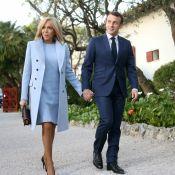 Brigitte et Emmanuel Macron tactiles et fusionnels pour dîner avec Xi Jinping