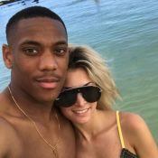 Mélanie Da Cruz et Anthony Martial fiancés : elle dévoile sa belle bague