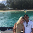Anthony Martial et Mélanie Da Cruz - Instagram, 20 février 2019
