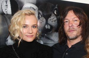 Diane Kruger et sa fille : Norman Reedus tellement craquant avec elles