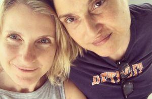 Elizabeth Gilbert en couple avec un ami proche de sa compagne, morte d'un cancer