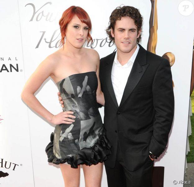 Rumer Willis et Micah Alberti, lors des 11e Young Hollywood Awards, qui se sont tenus au Eli et Edythe Broad de Santa Monica, à Los Angeles, le 7 juin 2009 !