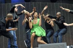 Alesha Dixon, Leona Lewis, Ciara et Kelly Clarkson : quatre bombes pour un concert d'été qui donne chaud !
