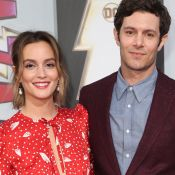 Leighton Meester soutient son mari Adam Brody : Rare apparition sur tapis rouge