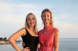 Alexandra Lamy et sa fille Chloé déménagent de Londres !