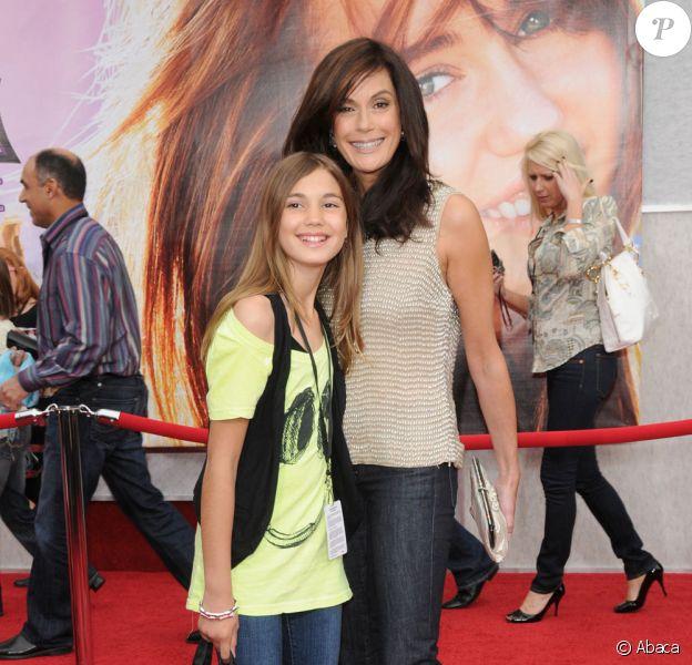 Teri Hatcher et sa fille Emerson
