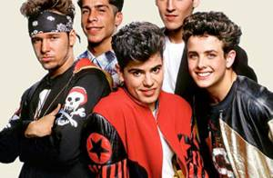 Les New Kids On The Block sont de retour !