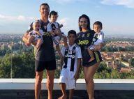 Cristiano Ronaldo papa gaga : Adorables baisers échangés avec sa fille Alana