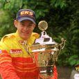 Jenson Button,  the story  : champion d'Europe de karting en 1997