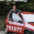 Jenson Button,  the story  : 17 ans, bientôt... le permis de conduire !