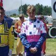 Jenson Button,  the story  : à 15 ans, lors d'une épreuve italienne de karting