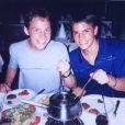 Jenson Button,  the story  : vacances au Canaries avec son meilleur pote Brad Poole en 1998
