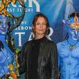 """Audrey Marnay à la première du nouveau spectacle du Cirque du Soleil """"Toruk"""", inspiré du film Avatar de J. Cameron à l'AccorHotels Arena de Bercy à Paris le 4 avril 2019. © Coadic Guirec/Bestimage"""