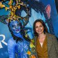 """Nathalie Péchalat à la première du nouveau spectacle du Cirque du Soleil """"Toruk"""", inspiré du film Avatar de J. Cameron à l'AccorHotels Arena de Bercy à Paris le 4 avril 2019. © Coadic Guirec/Bestimage"""