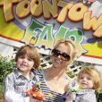 Britney Spears et ses enfants