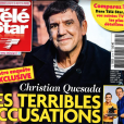 Télé Star, avril 2019.