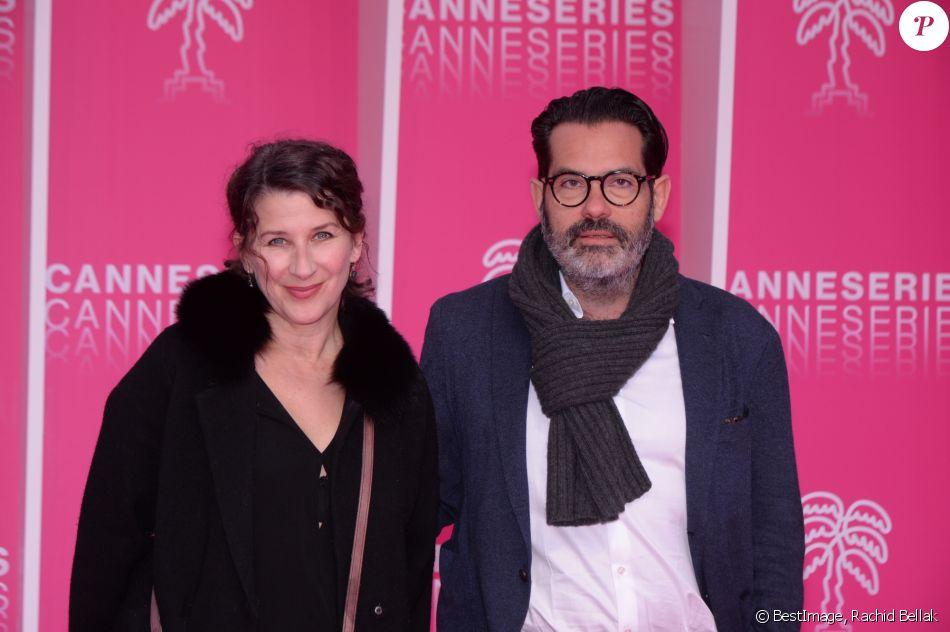 82fb7cf4e3d0f8 Isabelle Gélinas et Guillaume Renouil au photocall de la soirée  d'ouverture de