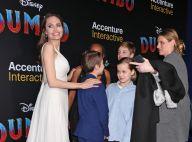 """Angelina Jolie, mère célibataire, ne """"refuse rien"""" à ses six enfants"""