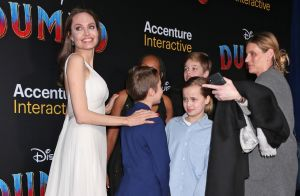 Angelina Jolie, mère célibataire, ne