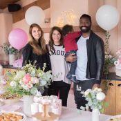 Ariane Brodier enceinte : elle dévoile les photos de sa baby shower