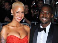 La romance entre Kanye West et sa cyber sulfureuse girlfriend Amber Rose est... terminée !