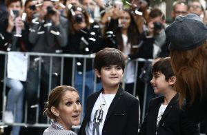 Céline Dion révèle qu'elle dort toujours avec ses fils de 8 ans !