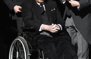 Jean de Luxembourg, 98 ans, hospitalisé pour un problème aux poumons
