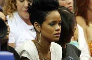 Rihanna est très tendue... ses Lakers adorés ne sont plus qu'à un match du titre NBA !!!
