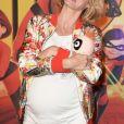 """Sylvie Tellier enceinte - Avant-première du film """"Les indestructibles 2"""" au cinéma le Grand Rex à Paris le 17 juin 2018. © Coadic Guirec/Bestimage"""
